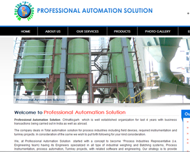 PROFESSIONAL AUTOMATION