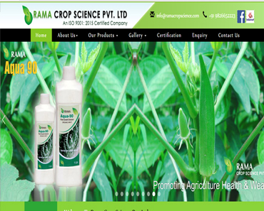 RAMA CROP SCIENCE
