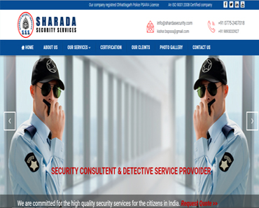 SHARDA SECURITY